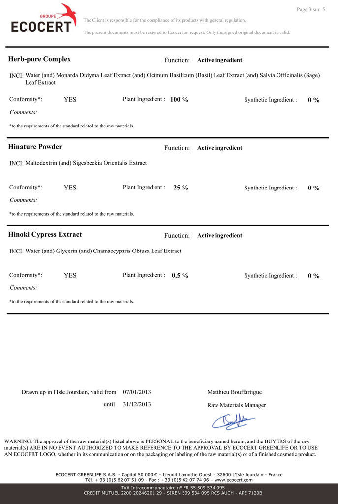 ECO certificate_fabric softner-2
