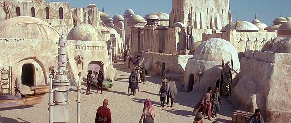 Anakin sklywalker home