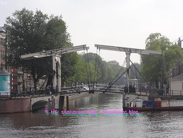 阿姆斯特丹 Amsterdam 瑪雷吊橋 Magere Burg