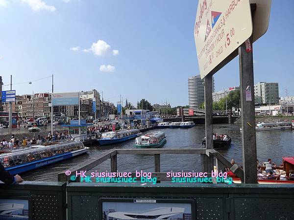 阿姆斯特丹 Amsterdam 單車之城 水都運河之旅