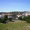 葡萄牙里斯本 從貝倫塔內看里斯本