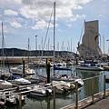 葡萄牙 里斯本 貝倫遊艇碼頭及航海家紀念碑