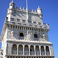 葡萄牙里斯本 貝倫塔頂