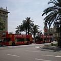 巴塞羅那觀光巴士