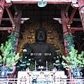 東大寺的大佛