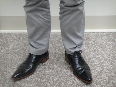 日本男生果然很愛尖頭鞋