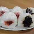 松本老師的手工飯團