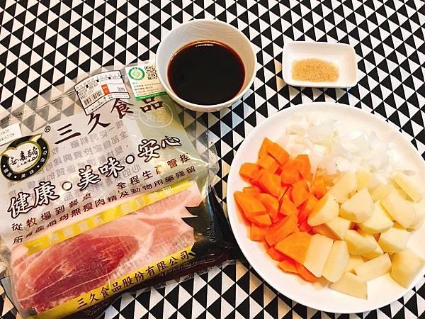 馬鈴薯燉肉