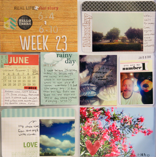 Project life Week 23-blog-1