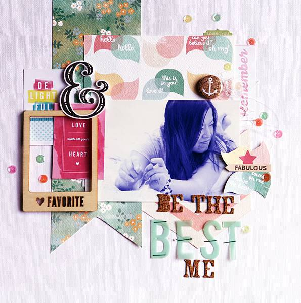 Be the best me LO-2
