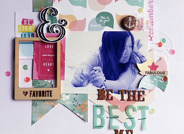 Be the best me LO