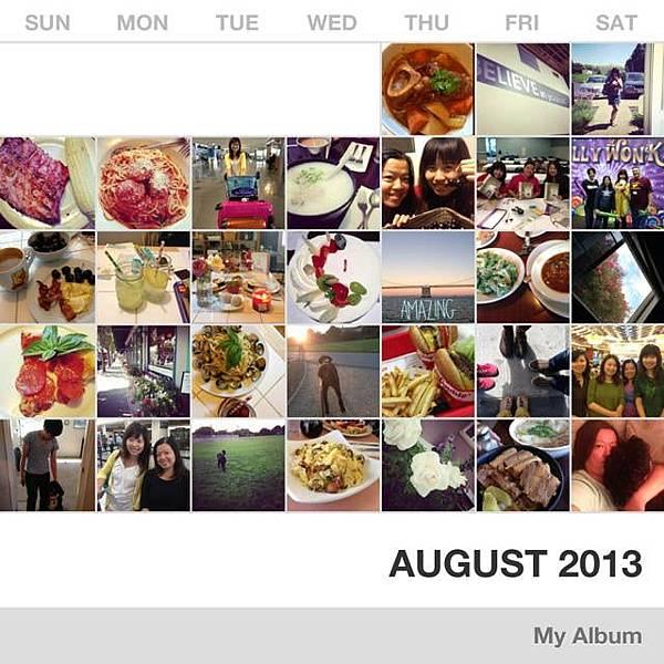 8月份回顧