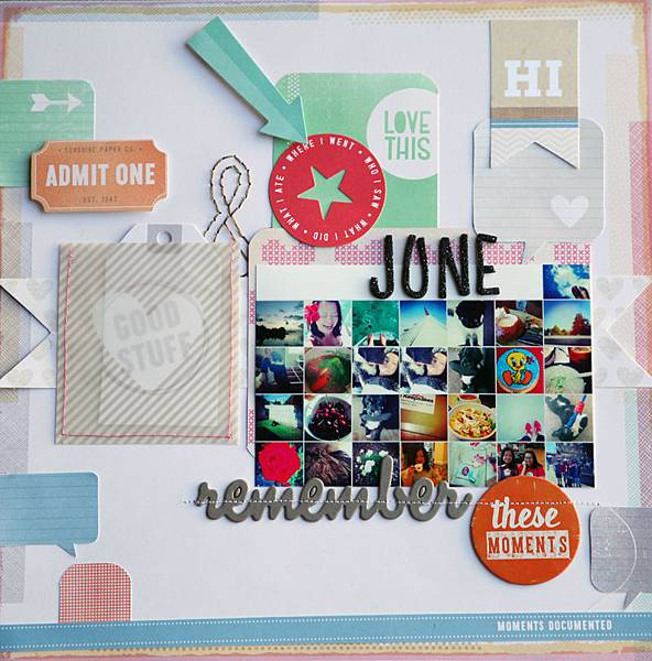 June memories LO
