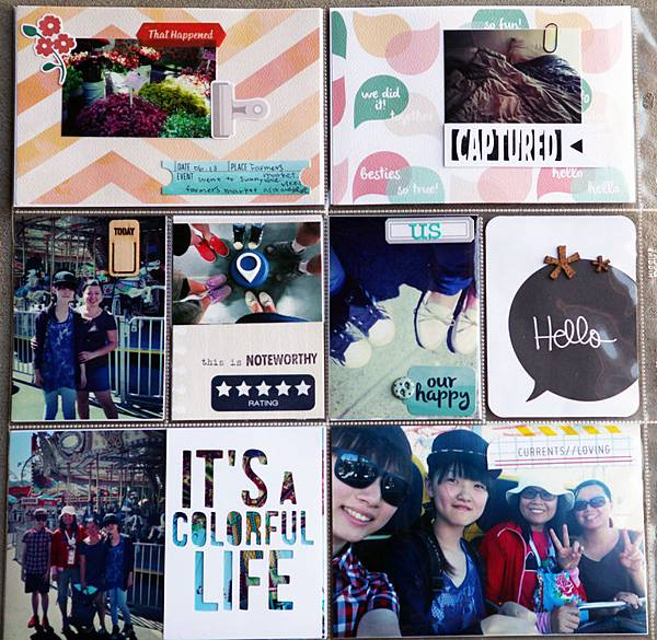 PROJECT LIFE WEEK26-2