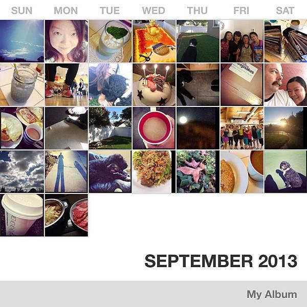 September overview