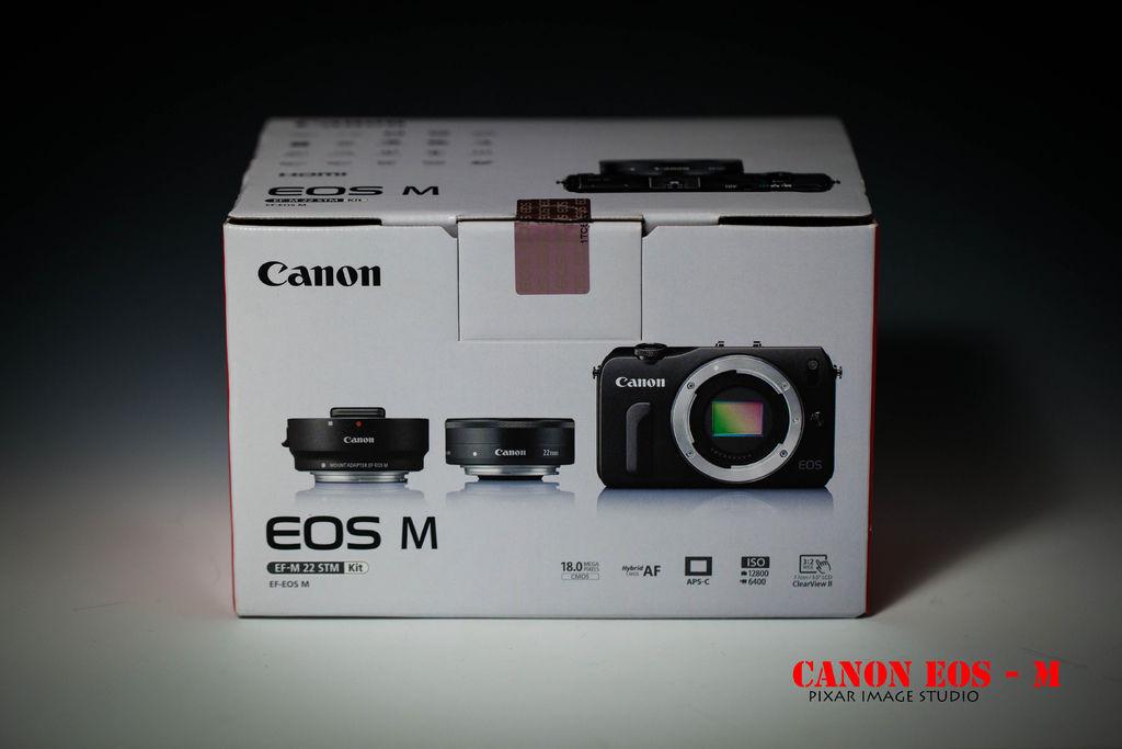 canon  EOS  M -1