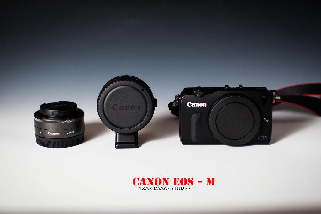 canon  EOS  M -3