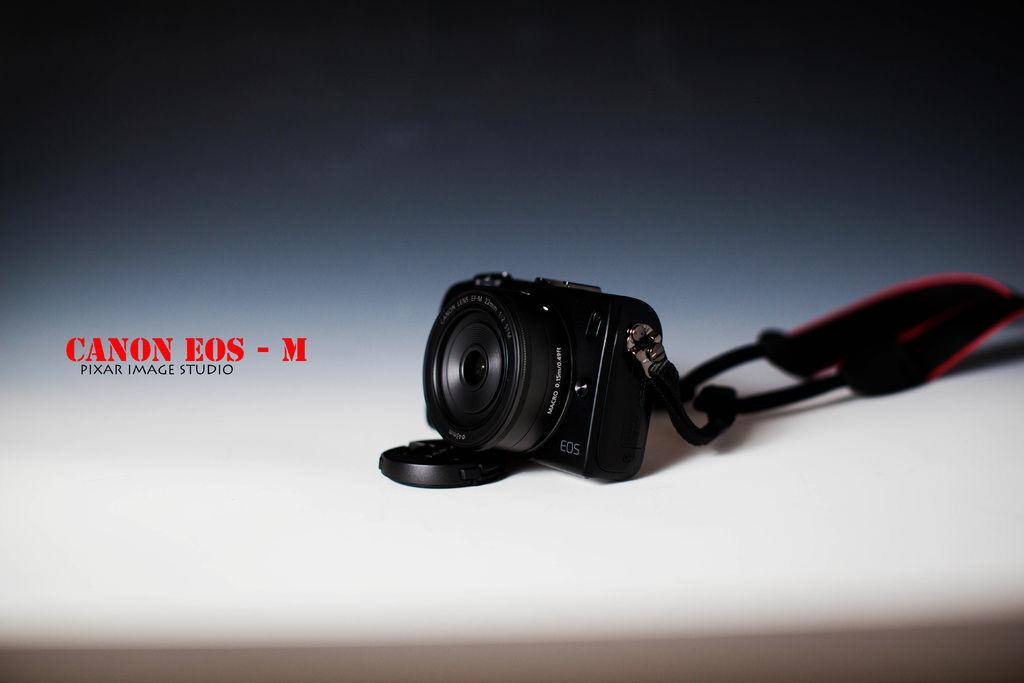 canon  EOS  M -8