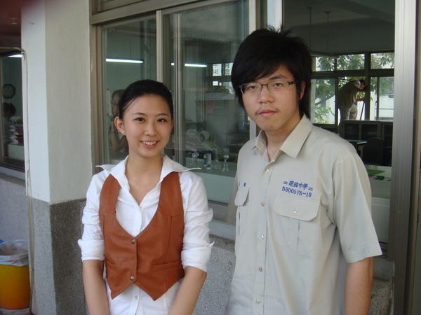 我與夢潔老師