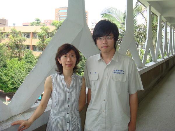 我與黛君老師