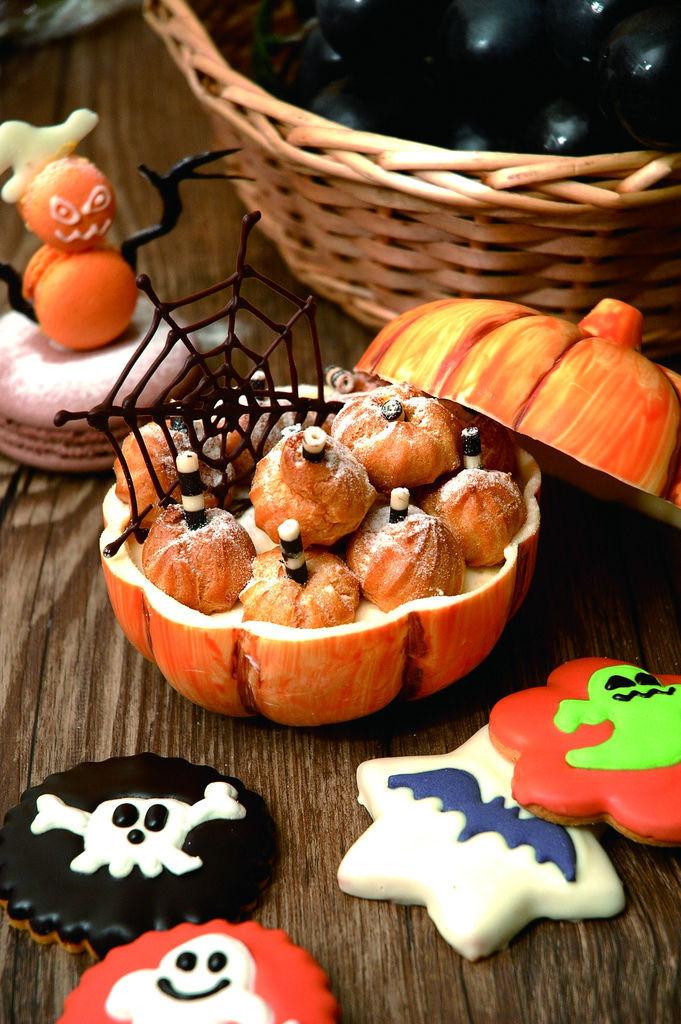 朱力安小舖可愛的萬聖節系列甜點新推出!