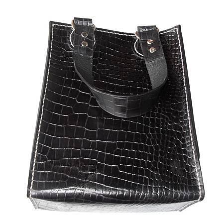 鱷魚紋小提袋1.jpg