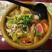2011-11-22 釜山泡菜灸海鮮麵-1