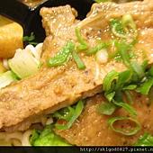 2012-02-20 蒜香燒豬排麵-2