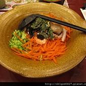 2012-06-26 韓式泡菜拌麵-1