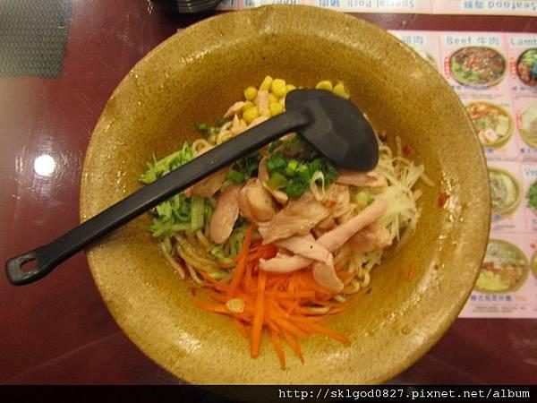 2012-06-28 雲南椒麻燻雞拌麵-1