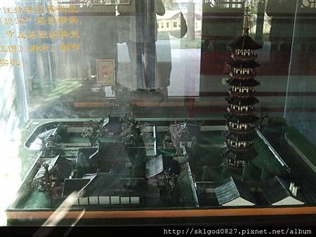 楓橋模型01.JPG