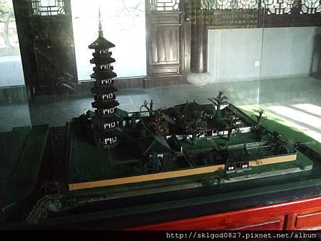 楓橋模型02.JPG