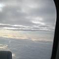 又是一個早班的班機