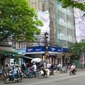 終於踏上了Phan Ngo Lao 街