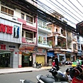 清晟的Phan Ngo Lau 街