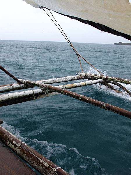 我們的移動工具,螃蟹船!!