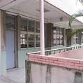 教室的轉角,是以前逗留打屁的地方