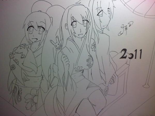 2011賀新年