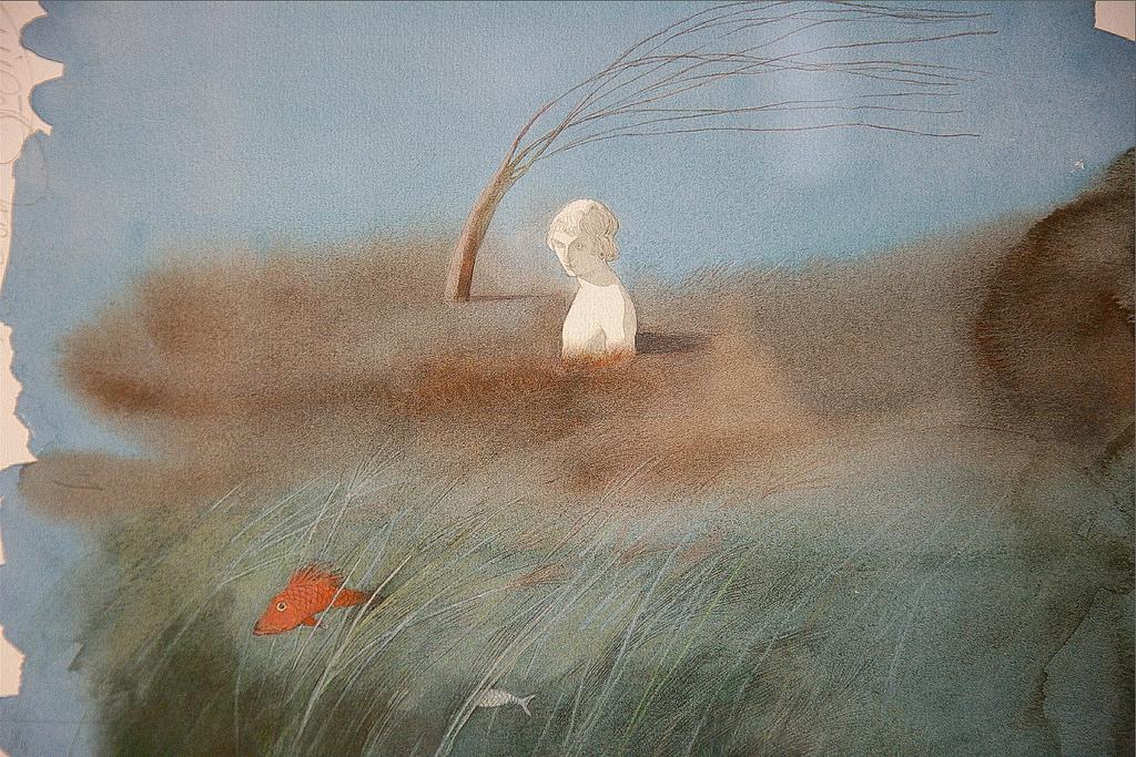2004-小美人魚  (4)美男子的雕像