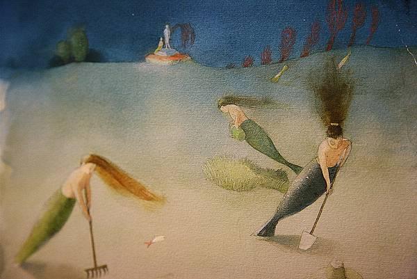 2004-小美人魚(園丁公主)
