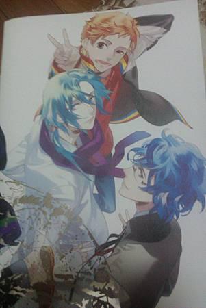 Starry☆Sky Art Book vol.2