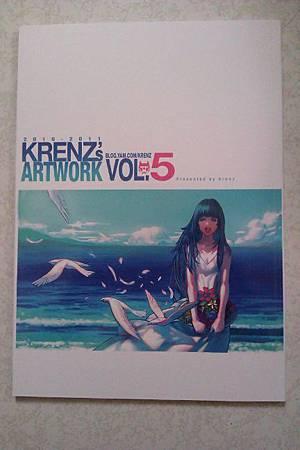 Krenz 個人自選畫集 Vol.5