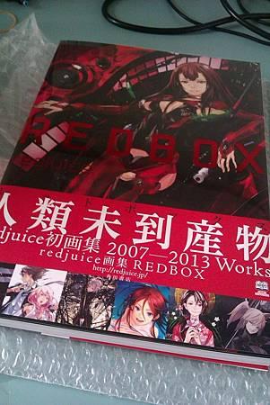 redjuice画集 REDBOX