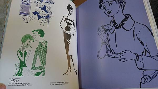Lifestyle Illustration of the 1950s
