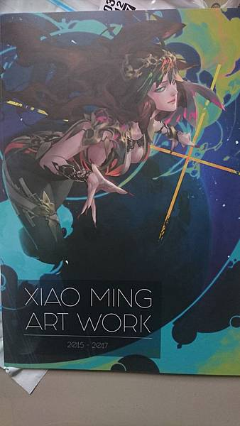 XIAO MING ART WORK VOL.1 2015-2017