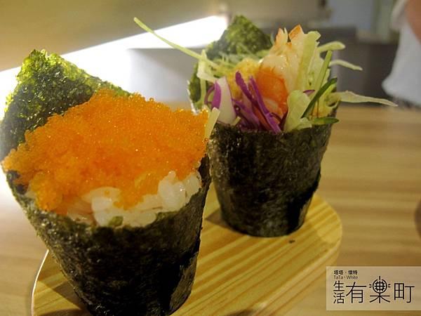 【新竹東區美食】松江屋慈雲店:高CP值推薦,平價美味的日式料理!手卷