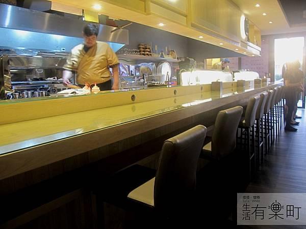 【新竹東區美食】松江屋慈雲店:高CP值推薦,平價美味的日式料理!吧檯