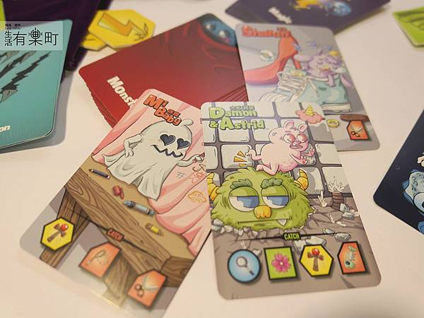 【桌遊PLAY吧】逃跑吧 怪獸!ESCAPE:超童趣美漫風格,魔法公會PK抓怪獸;觸摸系派對遊戲,聯誼破冰狂歡良Game[內有專屬優惠]