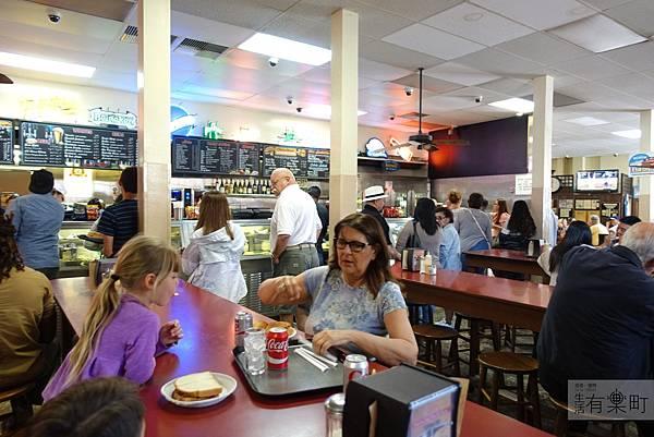洛杉磯美食 Philippe餐廳 三明治_DSC03320.JPG