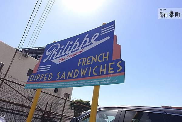 洛杉磯美食 Philippe餐廳 三明治_DSC03318.JPG
